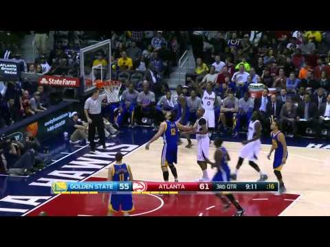 Golden State Warriors vs Atlanta Hawks | February 6, 2015 | NBA 2014-15 Season