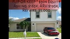 Off Market Investment Deal in Haines City, FL