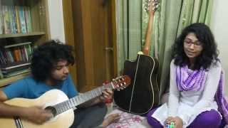 Amar ekla akash cover (আমার একলা আকাশ)