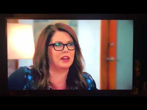 Lauren Graham on Curb Your Enthusiasm