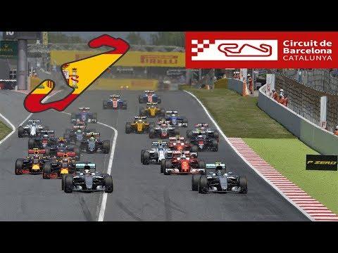 RACING ITALIA : f1 spagna