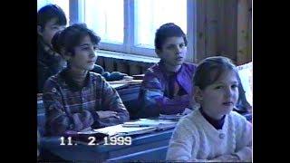 Открытый урок, Крылова Н.Г. 11.02.1999