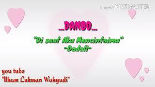 Danboo Backsound Dadali