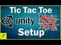 Unity Tutorial for Beginners: Tic Tac To