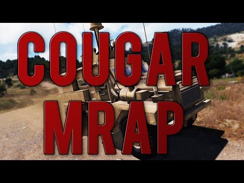 Dev Diary: Building the Cougar MRAP