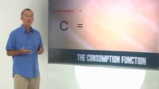 Keynesian consumption function