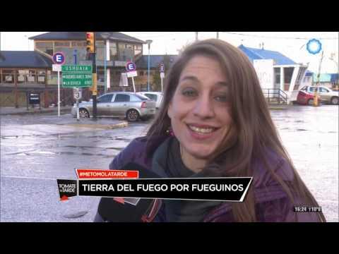 Tierra del Fuego según los fueguinos en Tomate la tarde