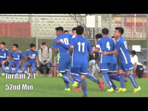 High School Soccer: Long Beach Wilson vs. LB Jordan