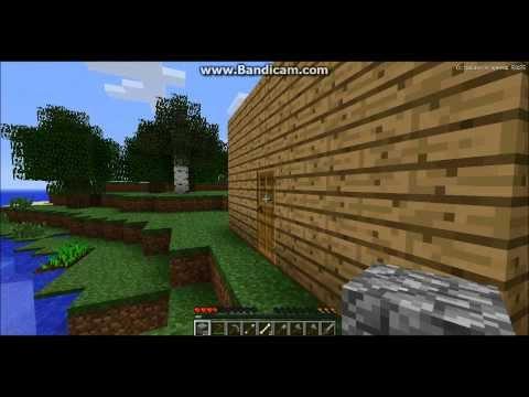 """Lets-play Minecraft №1 """"Выживание за время"""""""