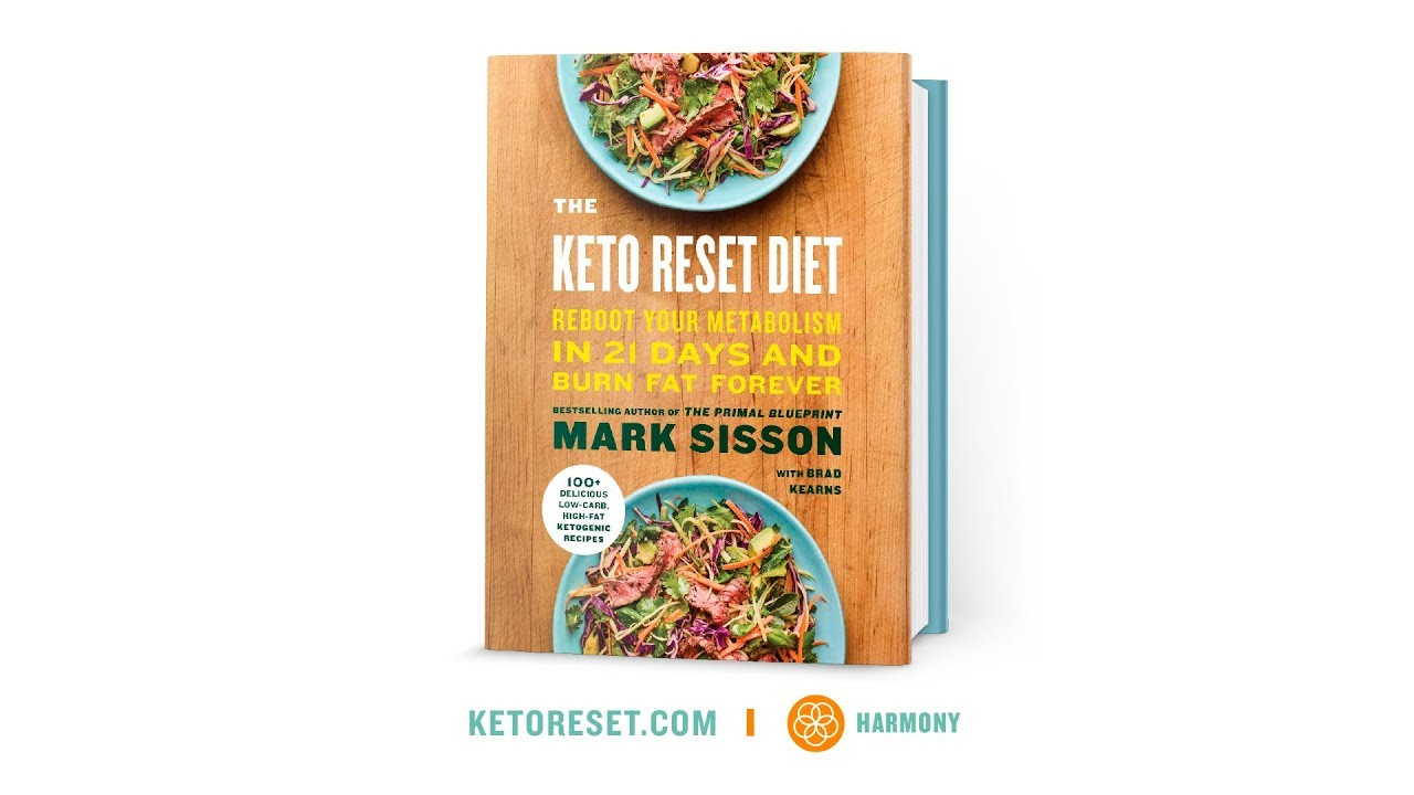 The keto reset diet official book trailer youtube the keto reset diet official book trailer primal blueprint malvernweather Gallery