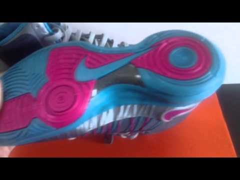 new product 1b945 21d84 Nike Hyperdunk 2012 fireberry Unboxing  Review