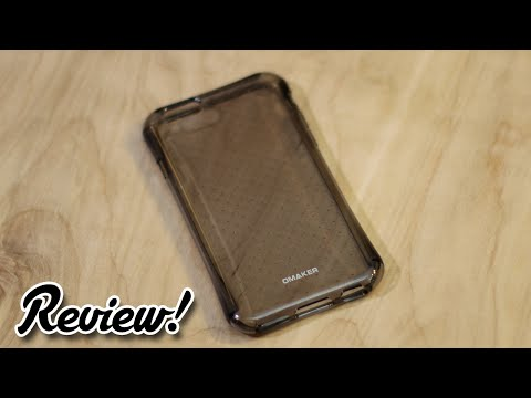 Review: Omaker Slim Protection Bumper Case for iPhone 6/6s - (2015)