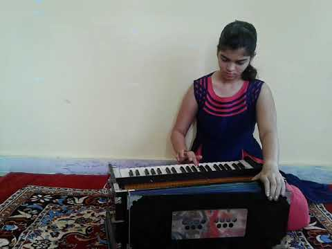 Raabta (Agent Vinod) Played On Harmonium By Nishtha Sharma