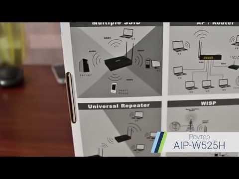 ALFA NETWORK ACCESS POINT