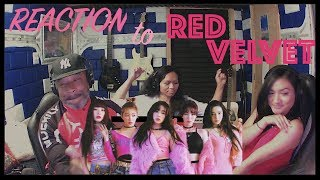 Producer Reaction to Red Velvet - Bad Boy (악동)