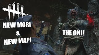ONI MORI & NEW MAP! | Dead By Daylight THE ONI Cursed Legacy PTB