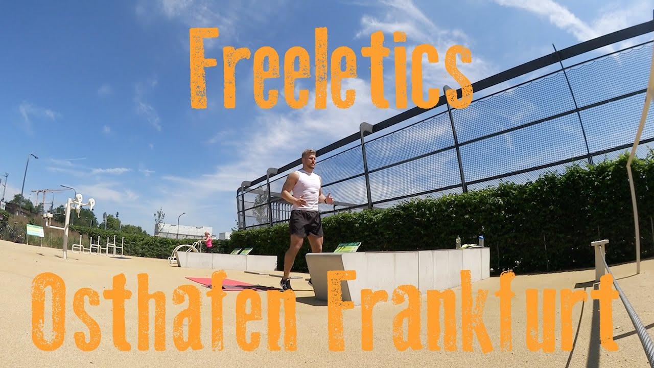 Freeletics Frankfurt