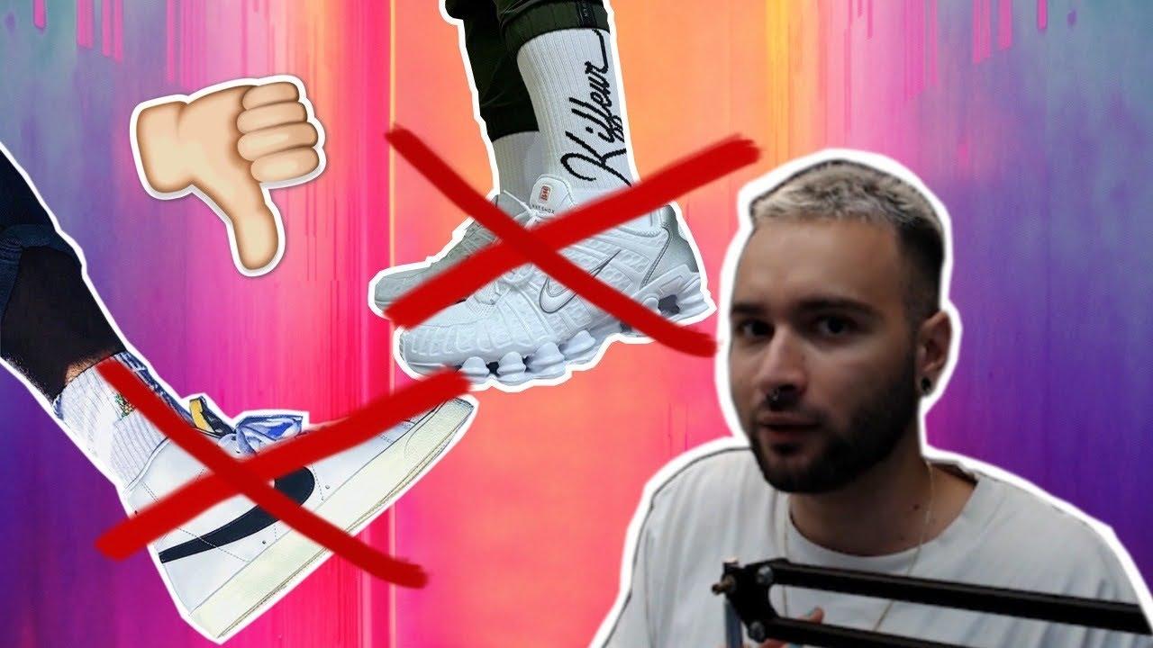 Zapatillas que no deberías comprar en 2020 | O sí, haz lo que quieras hehe.