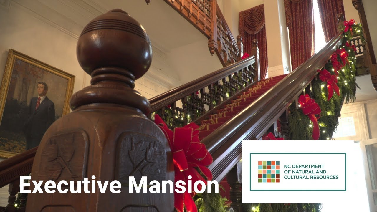 North Carolina Executive Mansion - YouTube
