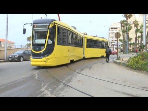 فيديو.. 15 عربة ترام حديثة في أول إضافة لشبكة ترام الإسكندرية منذ عقود…  - نشر قبل 60 دقيقة