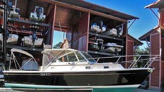 2004 Hunt Yachts Surfhunter 29