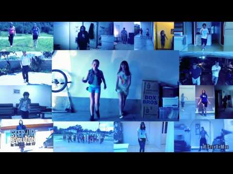 Step Up Revolution (2012 Movie) - Worldwide Flash Mob Music Video