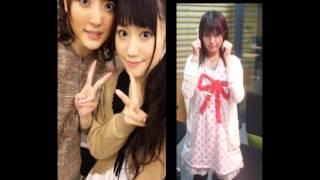 声優の花澤香菜さんと竹達彩奈さんのトークです。 浮気は許されませんわ...
