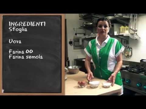 Ricette Cilentane – Ravioli ricotta e asparagi