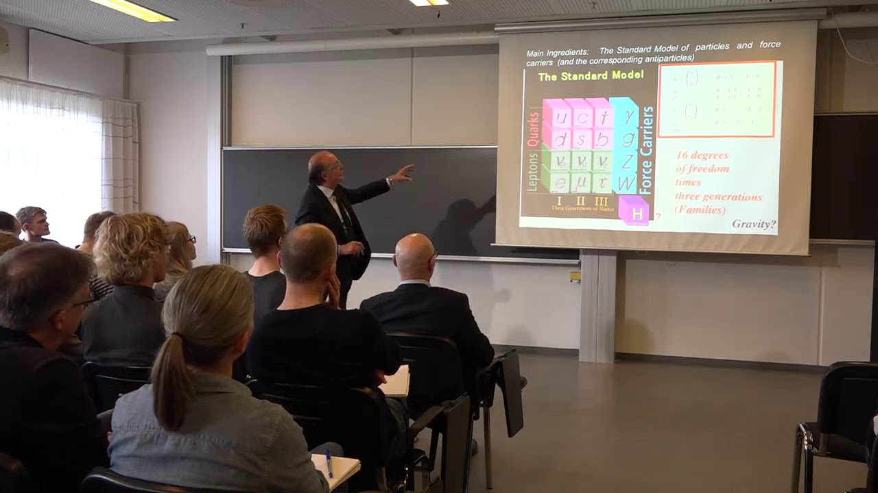 Flavor Physics for Non-Experts: (a Theory) Overview | Danish IAS