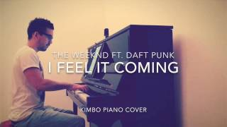 The Weeknd ft. Daft Punk - I Feel It Coming (Piano Cover)