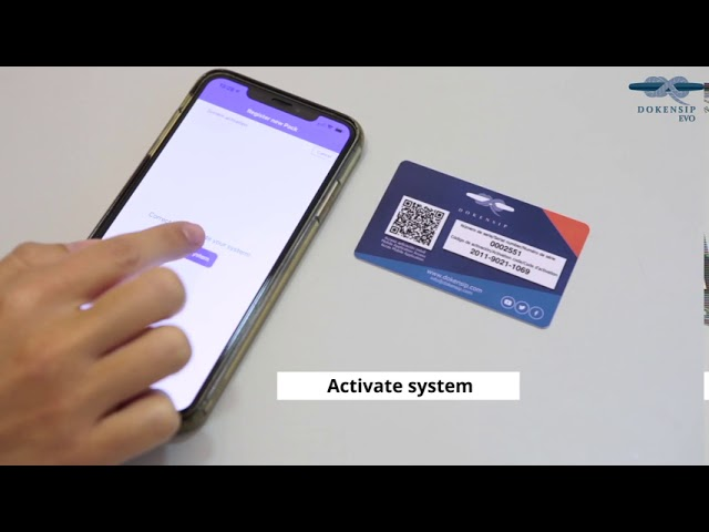 HOW TO INSTALL YOUR DOKENSIP EVO
