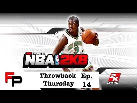 NBA 2K8 (2007) Throwback Thursday - Episode 14