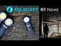 Обзор Olight H1 Nova. Сравнение с Zebralight и Armytek.