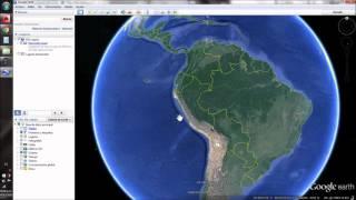 Como ubicar coordenadas UTM en Google Earth/Maps