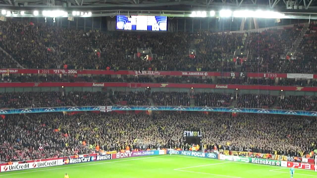 Arsenal FC - BV Borussia Dortmund 09  #6