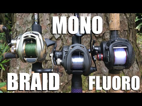Pool Test: Is Fluorocarbon Really Less Visible?