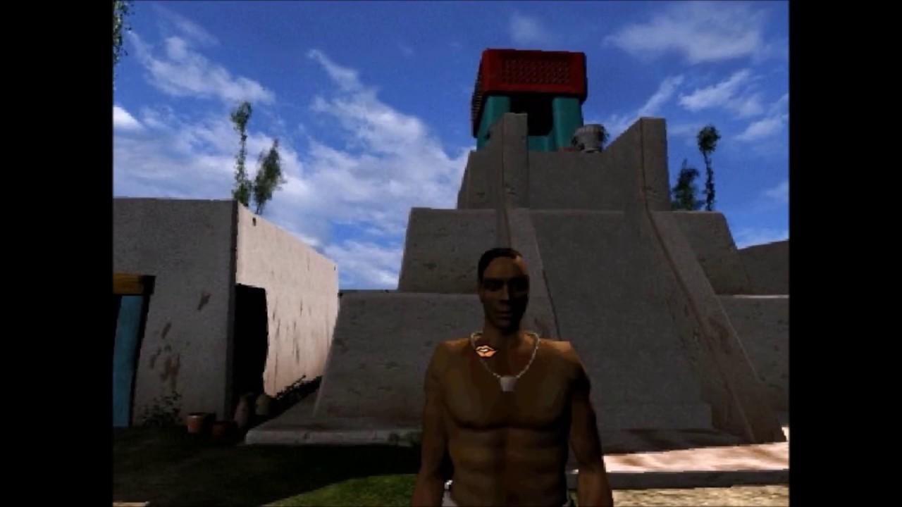 """Zagrajmy w Aztec: Klątwa w sercu """"Złotego Miasta"""" PL [#3]: Akt 4  – Pan """"Trzy królik"""""""