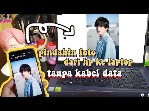 √ Cara Memindahkan Foto dari HP ke Laptop/PC dengan Cepat.