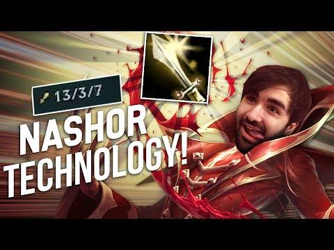 Voyboy | THE 1337 NASHOR'S TOOTH VLADIMIR TECHNOLOGY!