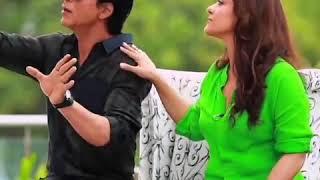 Rang De Tu Mohe Gerua (Shah Rukh and Kajol)