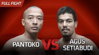 [HD] Pantoko vs Agus Setiabudi || One Pride Pro Never Quit #28