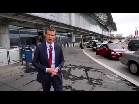 SFO/AAAE TNC Tracking Solution for Airports