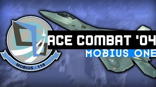 Who is: Mobius One? (Ace Combat 04: Shattered Skies)