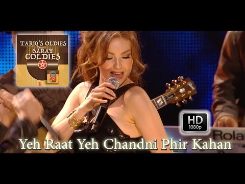 Yeh Raat Yeh Chandni-Hemant Kumar & Lata (Hindi REVIVAL songs) -Tariq's Oldies Saray Goldies