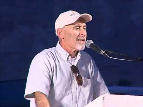 Alon Tal At The Arava Power Inauguration Of Ketura Sun