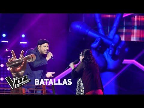 Abigail vs Darío -