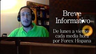 Breve informativo - Noticias Forex del 19 de Septiembre 2017