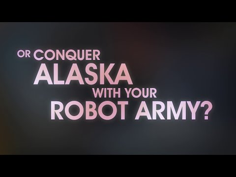 Choice of Robots Trailer