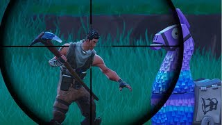 6 Minutes of Bad Luck in Fortnite