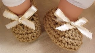craft show crochet baby booties 3 to 6 mths old